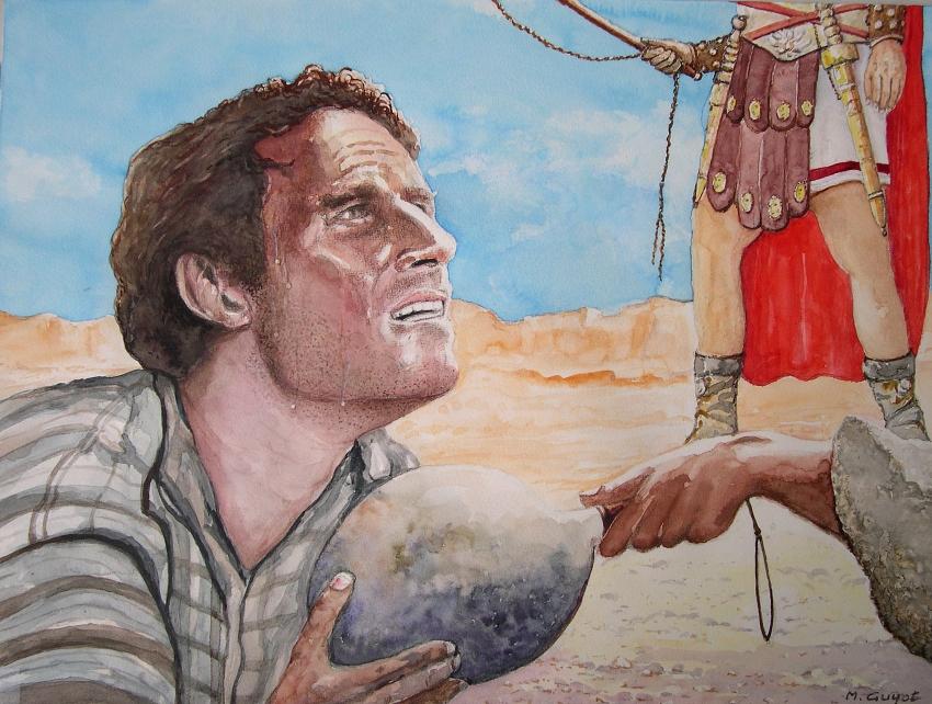Charlton Heston par columbo